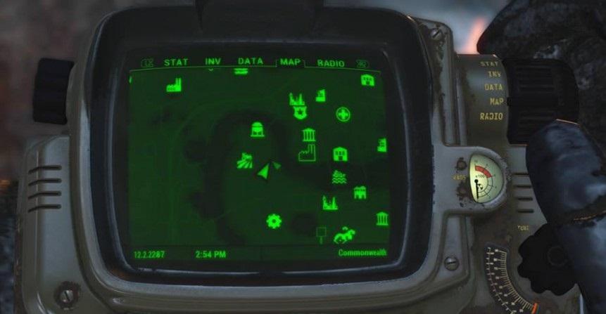 Fallout 4 OVNI