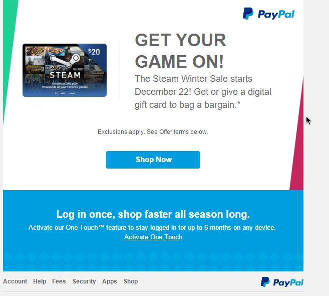 Steam Rebajas de Navidad fecha filtrada