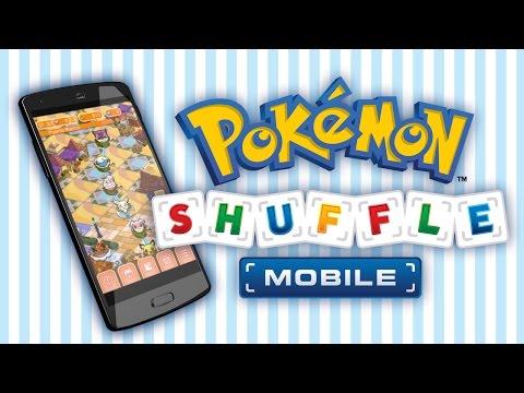 Pokémon Shuffle Puzzles
