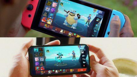 El Nuevo Pokémon es un MOBA para Switch y Móviles
