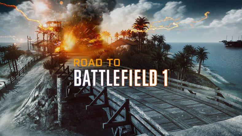Se filtran nuevos detalles de Battlefield 1