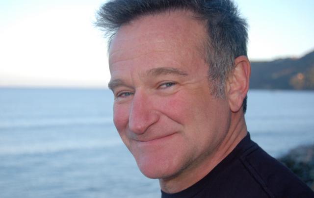 Robin Williams, descansa en paz
