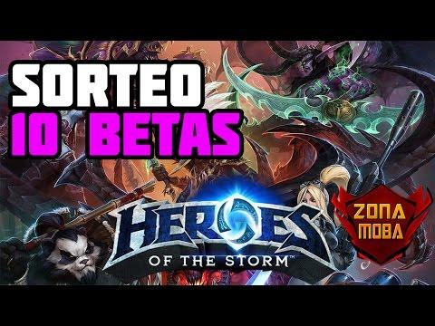 Sorteo 10 Beta Keys de HotS por Zona Moba