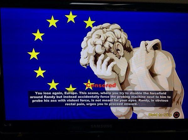 Censura en South Park y Publicidad de TitanFall