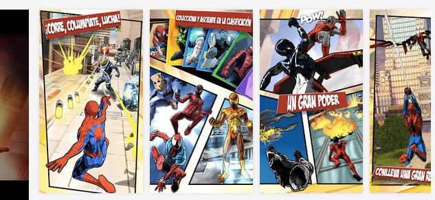 Spider-Man Unlimited gratis para Android
