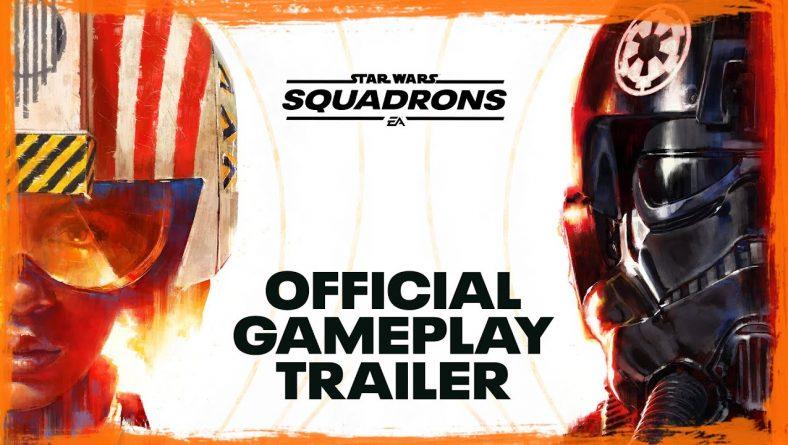 Star Wars: Squadrons un juego de primera persona y simulación espacial