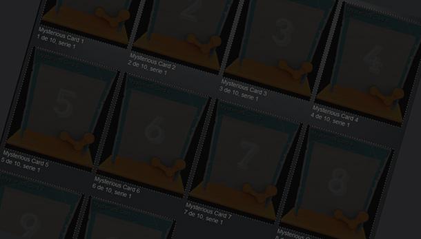 Steam Verano y las Mysterious Cards