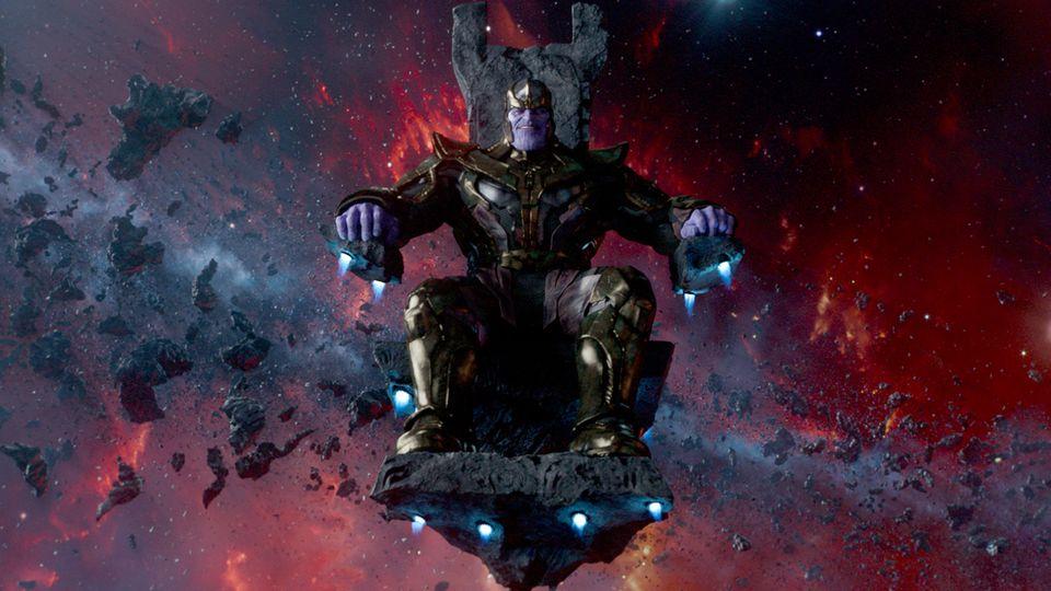 Hay 67 personajes para Avengers: Infinity War