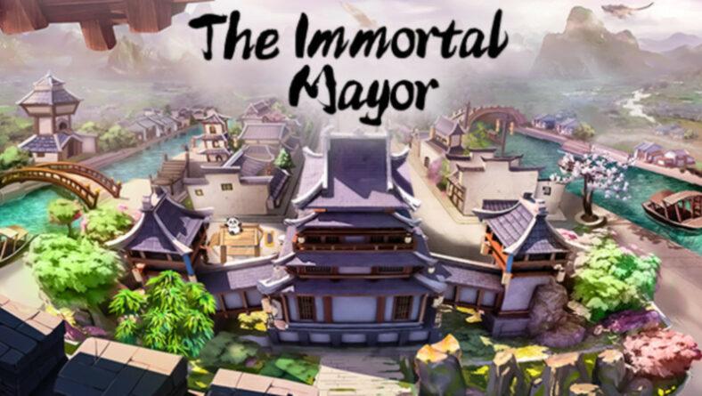 The Immortal Mayor juego de construcción y juego de dioses