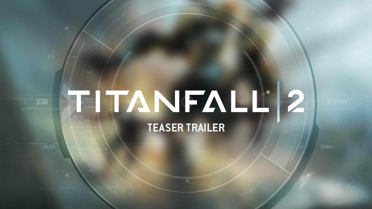 Titanfall 2 primer Teaser y espadas
