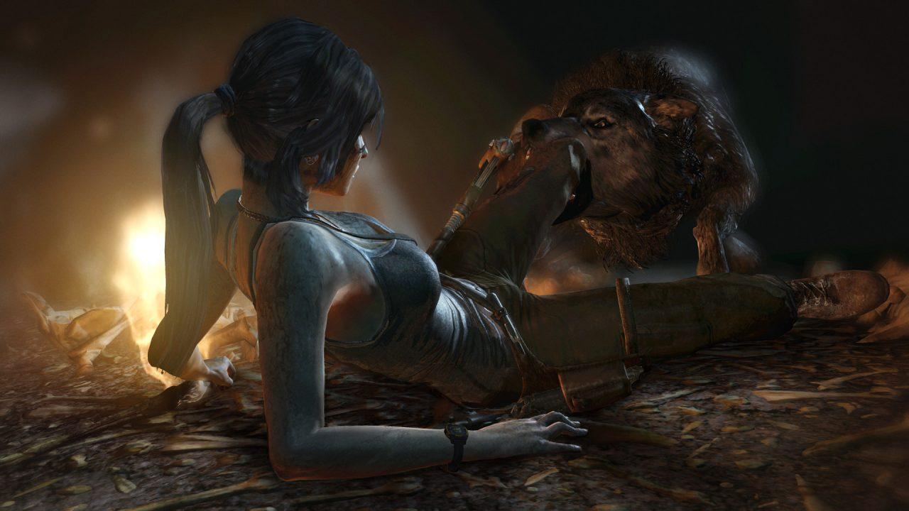 Lara Croft se enfrentaráa una supervivencia mortal.