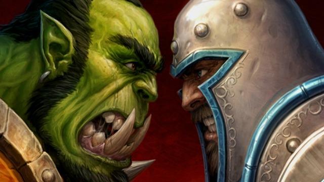 World of Warcraft la película, no será un «tio jugando a un juego»