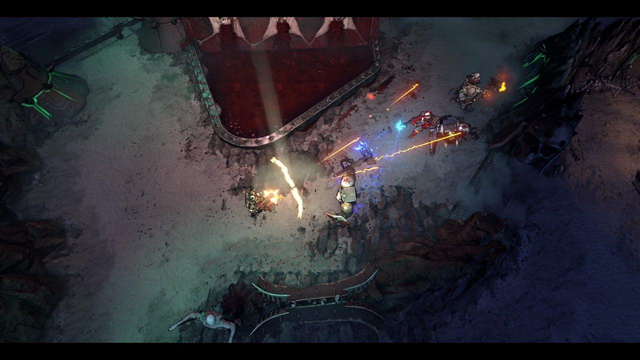 Warhammer 40K Dark Nexus Early Access