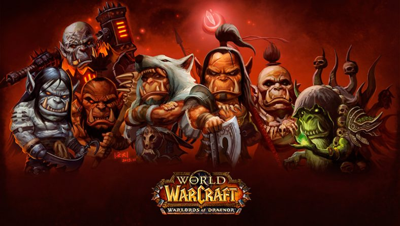 World of Warcraft The Iron Tide Parche