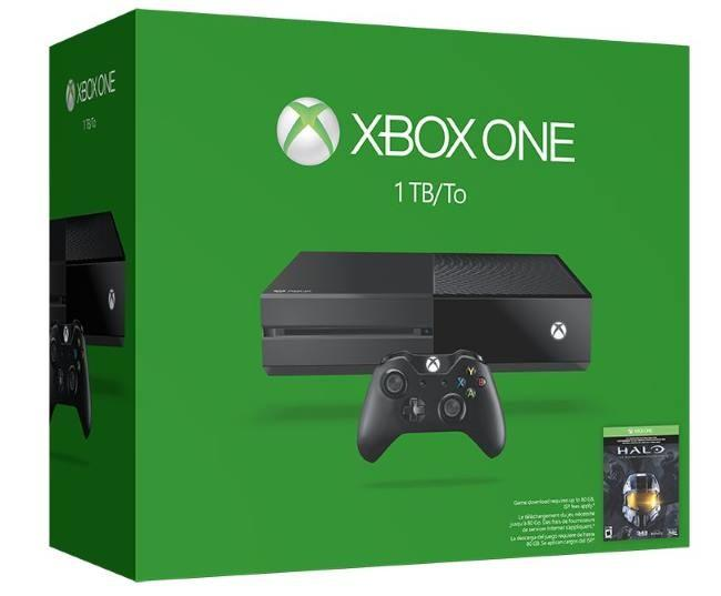 Xbox One de 1TB
